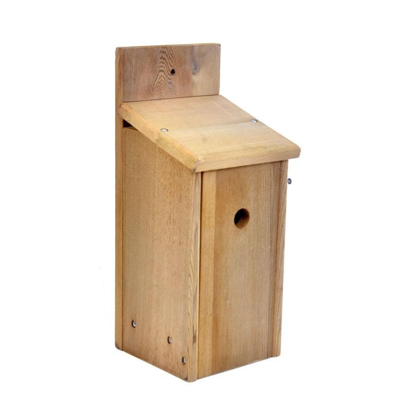 Cedar Bird Box -