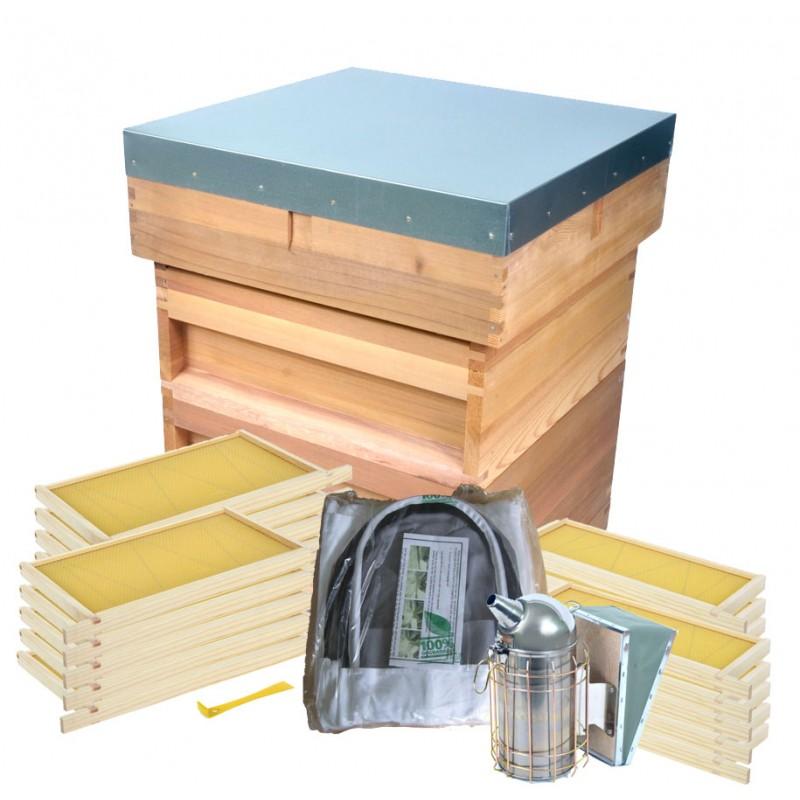 National Hive Starter Kit Langstroth Hive Starter Kit