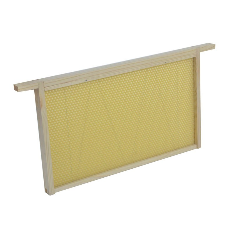 British Standard DN1 Brood Frames for the National and WBC
