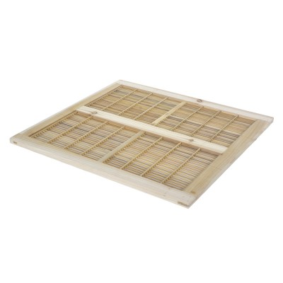queen excluder framed bamboo